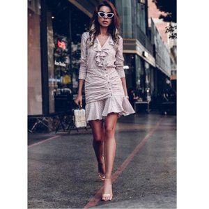 NWT. Veronica Beard long sleeve Dress
